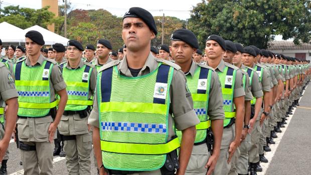 Policiais do Simve já entregam fardamentos e armas