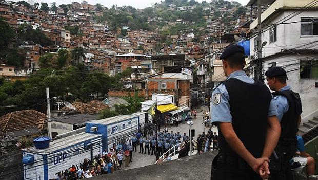 Mesmo com UPPs, homicídios dolosos aumentaram no Rio, em 2013 e 2014