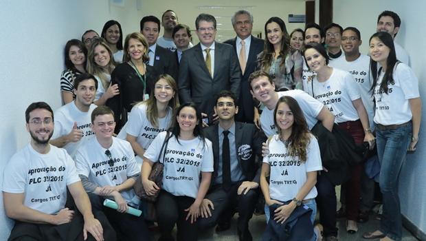 Projeto de Lei que cria 303 cargos para o TRT de Goiás é aprovado na CCJ
