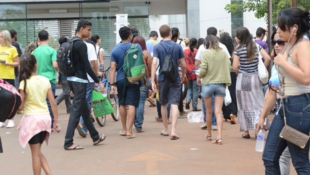 Alunos de escolas ocupadas aprovados no Sisu podem perder vagas em universidades