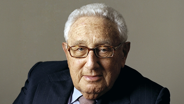 Henry Kissinger ajudou a construir as relações sino-americanas |  Foto: Penguin Press