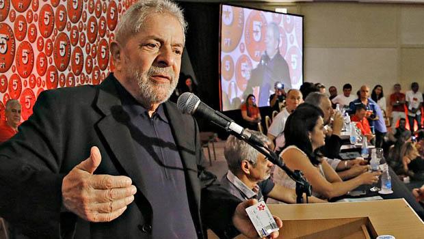 """Lula cobra de militantes obrigação de pagar """"dízimo"""" ao PT"""