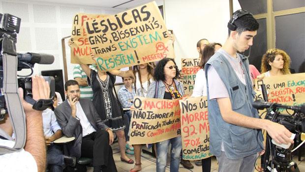 """CCJ aprova Plano Municipal de Educação, mas rejeita termo """"orientação sexual"""""""