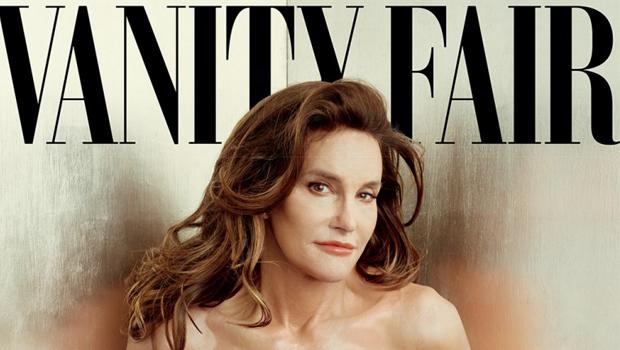 """Ex-padrastro de Kim Kardashian aparece como mulher em revista. """"Me chame de Caitlyn Jenner"""""""