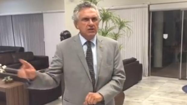 """Caiado sobre agressões na Venezuela: """"Assistimos ao que é um regime ditador"""""""