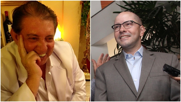 Ex-senador Demóstenes Torres faz cirurgia espiritual com o médium João de Deus