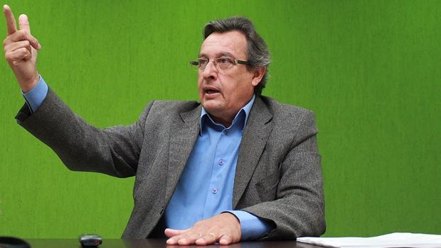 Luiz Antônio Arantes, ex-reitor da UEG   Foto: Divulgação