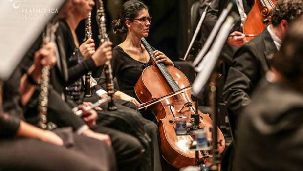 Filarmônica apresenta sinfonia de Beethoven em Quinta Clássica