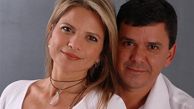George e esposa, a deputada Flávia Morais, seguem no comando do partido de olho nas eleições municipais de Trindade | Foto: Reprodução/Facebook