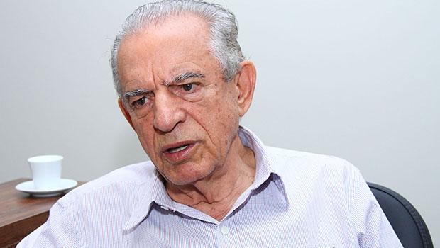 Ex-prefeito Iris Rezende tem responsabilidade no governo de Paulo Garcia em Goiânia | Foto: Fernando Leite/Jornal Opção