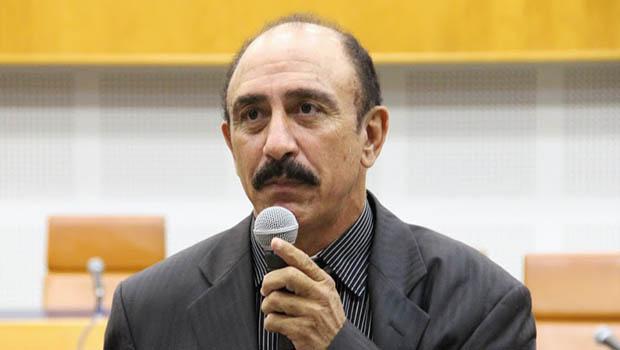 Izídio Alves quer discussões mais abertas entre cúpula e vereadores do PMDB | Foto: Alberto Maia/Câmara de Goiânia