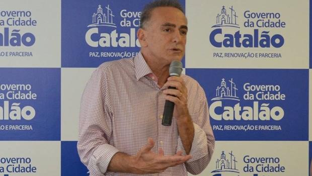 Prefeito de Catalão diz que pode faltar água no município em 2016