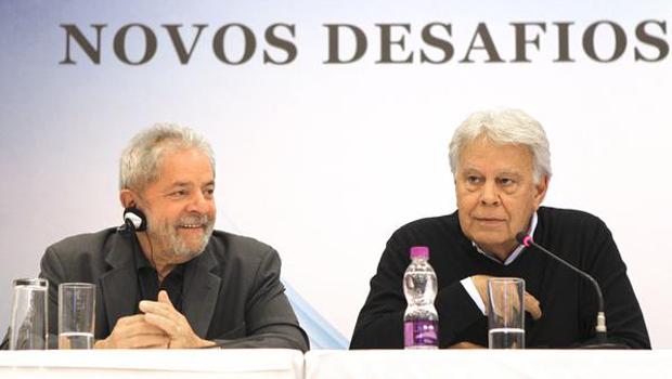 Lula defende revolução no PT e afirma que integrantes só pensam em cargos