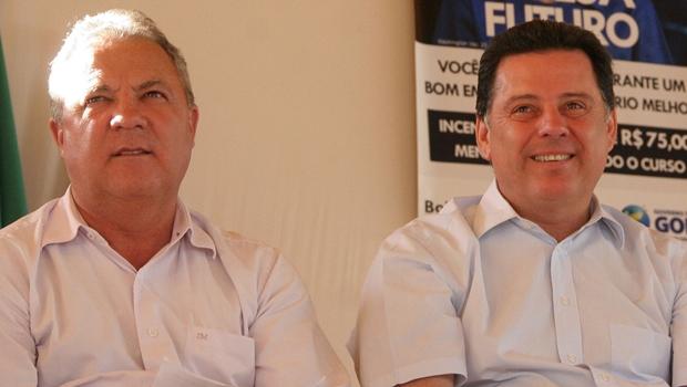 Marconi Perillo deve bancar reeleição de Misael Oliveira em Senador Canedo