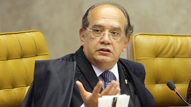 """Morte de candidato em Goiás é """"chocante e deplorável"""", diz Gilmar Mendes"""