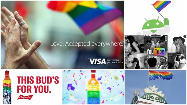 Empresas comemoram aprovação do casamento gay nos EUA