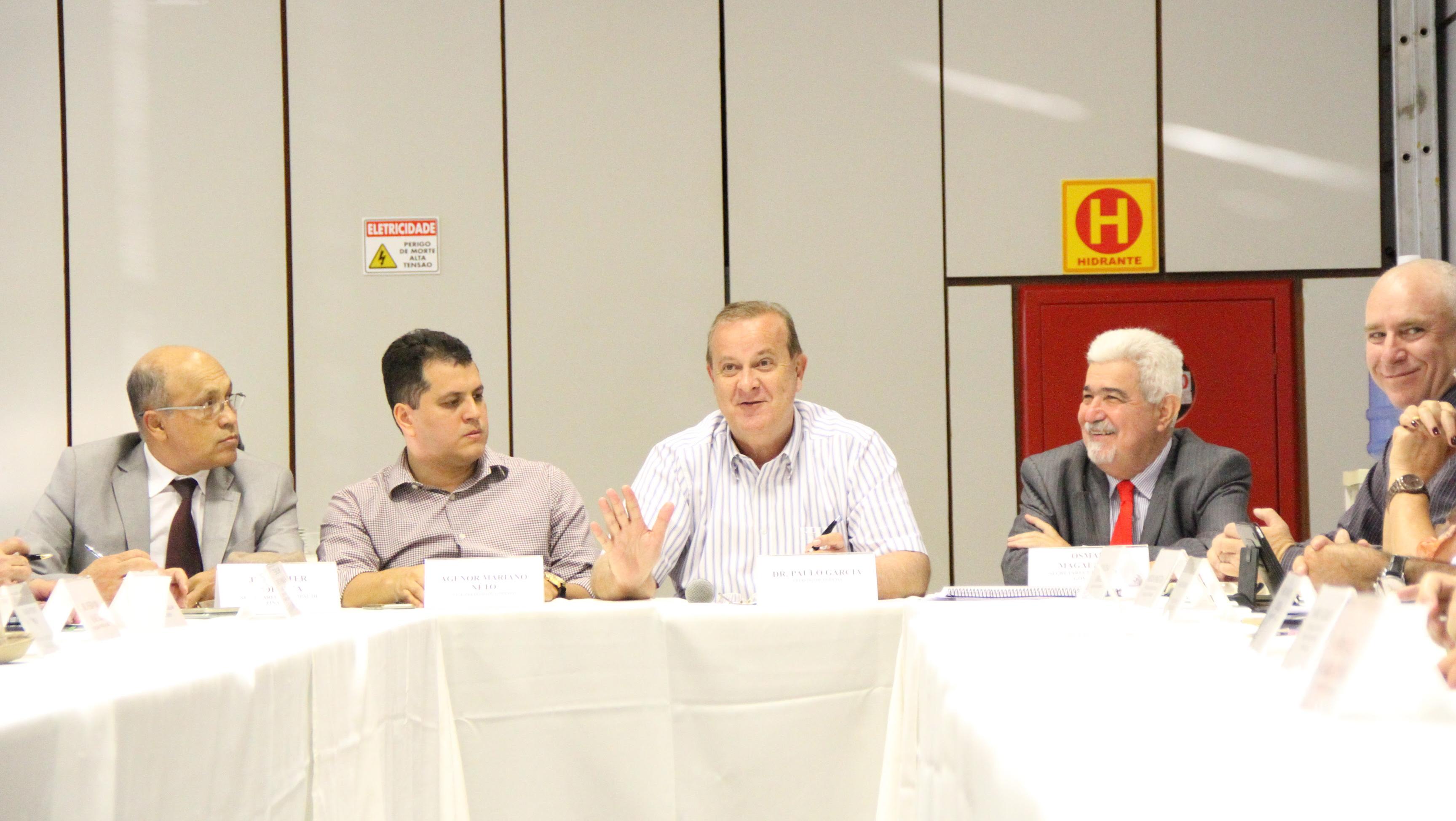 Paulo Garcia pede ao novo secretariado maior proximidade com população