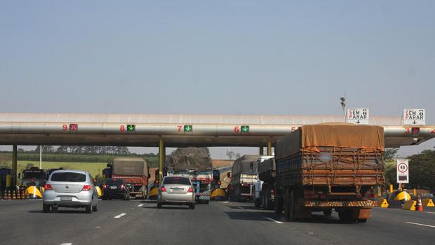 Cobrança de pedágio em rodovias federais em Goiás começa na próxima semana