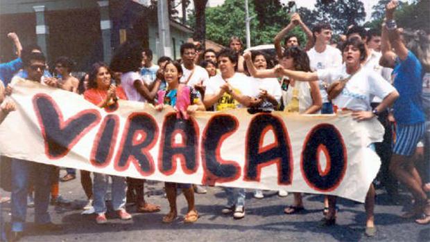 Viração Goiás: festa reúne geração de militantes do movimento estudantil