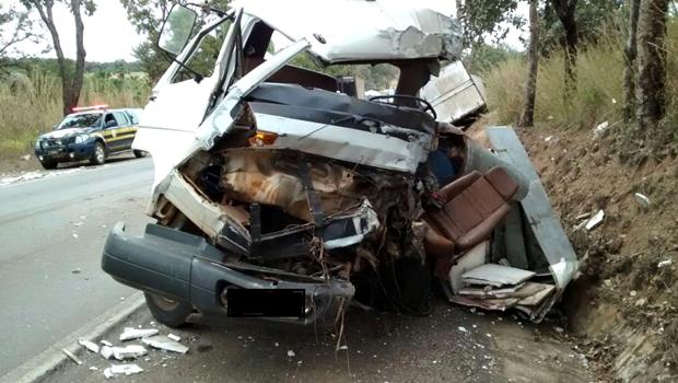 Rodovias goianas registram mais de 40 acidentes neste final de semana
