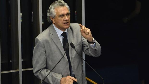 Ronaldo Caiado não passou réveillon com Léo Pinheiro, presidente da OAS