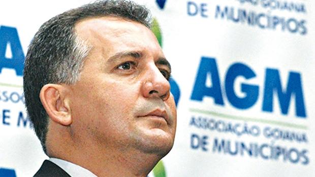 Presidente da AGM, Cleudes Baré   Foto: AGM