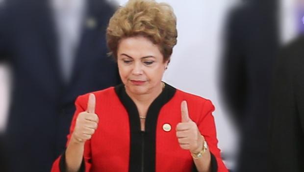 Dilma admite possibilidade de novas eleições caso retorne ao poder