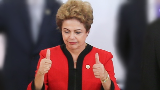 Presidente Dilma atinge novo recorde... Negativo | Foto: Lula Marques / Agência PT