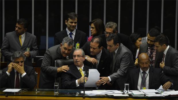 A fragilidade do Executivo é a maior força de Eduardo Cunha
