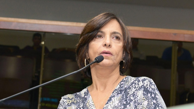 Deputada estadual Isaura Lemos | Foto: Carlos Costa