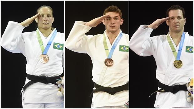 Continência prestada por brasileiros no Pan-Americano é gesto patriótico, legal e admirável