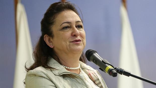 Kátia Abreu presidente? PMDB estaria cogitando | Foto: Ricardo Rossi / Copar