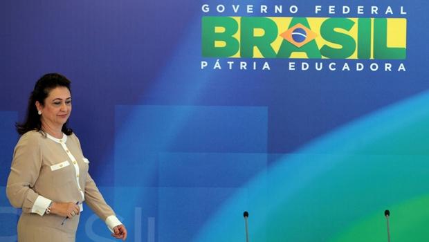 Kátia Abreu pode ser a candidata do PMDB à presidência em 2018