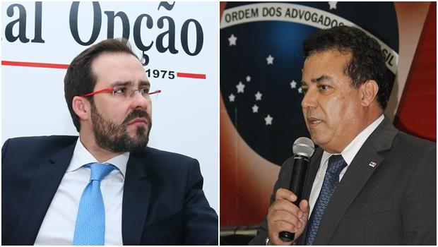 Enquete aponta polarização entre Enil Henrique e Lúcio Flávio na eleição de novembro