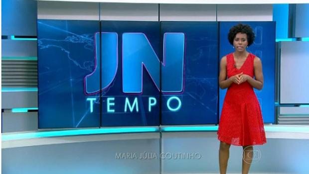 Maju é aprovada no teste do Jornal Hoje e caminha para apresentar o Jornal Nacional