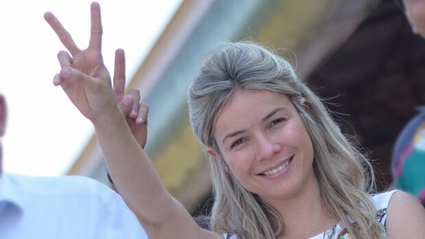 Ex-esposa de Heuler Cruvinel oficializa pré-candidatura em Rio Verde