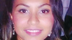 atrícia Ferreira deu entrada no Hugo no dia 7 de julho com quadro de cefaléia e perda visual | Foto: Reprodução