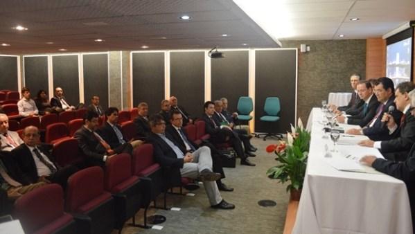Reunião do Concepe | Foto: Secima