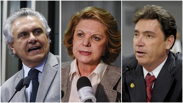 Dos senadores goianos, apenas Caiado é favorável à redução da maioridade penal