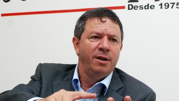 Legenda - Ex-prefeito de Itumbiara Zé Gomes: poderá ele assumir a Agetop? | Foto: Fernando Leite/Jornal Opção