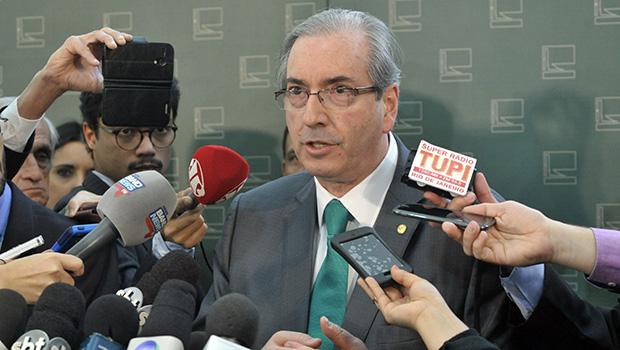 Eduardo Cunha volta a negar movimentação financeira no exterior