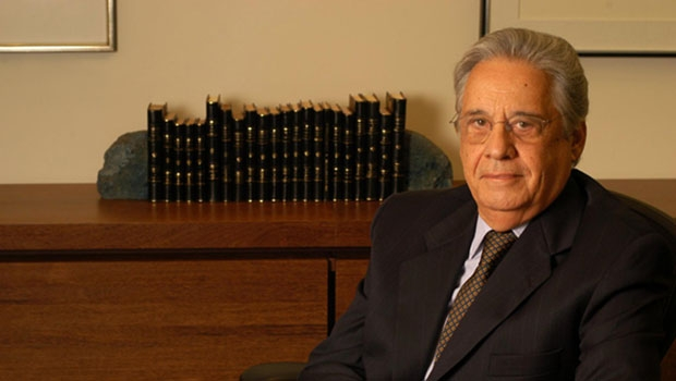 Ex-presidente Fernando Henrique Cardoso | Foto: Facebook