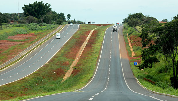 CNT aponta melhora na qualidade das estradas de Goiás