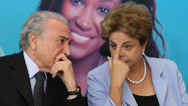 Temer deixa articulação política do governo Dilma
