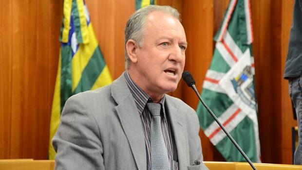 Milton Mercez: frente ampla pode bancá-lo para presidente da Câmara Municipal de Goiânia | Foto: Reprodução Câmara