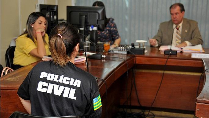 Delegada diz que Tiago Henrique riu durante depoimento
