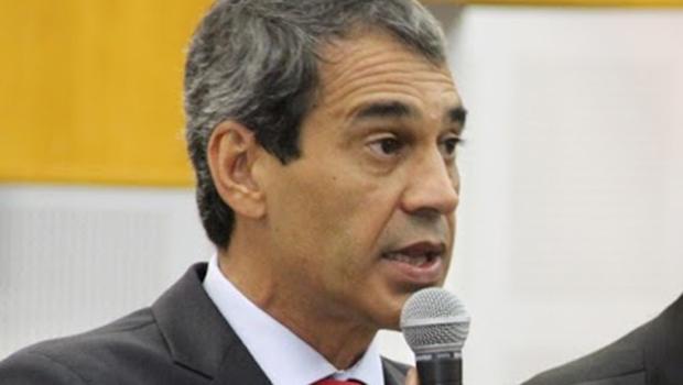 Carlos Soares é líder da base aliada na Câmara | Foto: Alberto Maia/Câmara de Goiânia