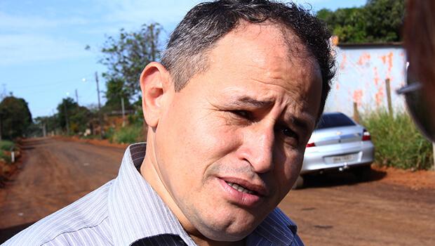 Petista diz que Carlos Antônio tem voo de pato e que pode ser vice de Alexandre Baldy