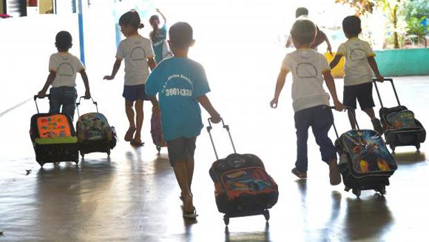 Universalização da pré-escola deve ocorrer até 2016; 18% estão fora das salas