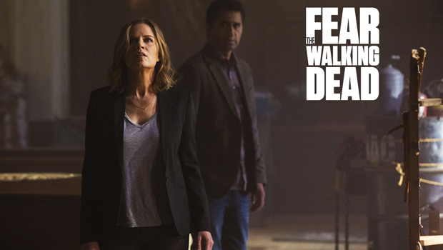 "Estreia neste domingo série de zumbi derivada de ""The walking dead"""